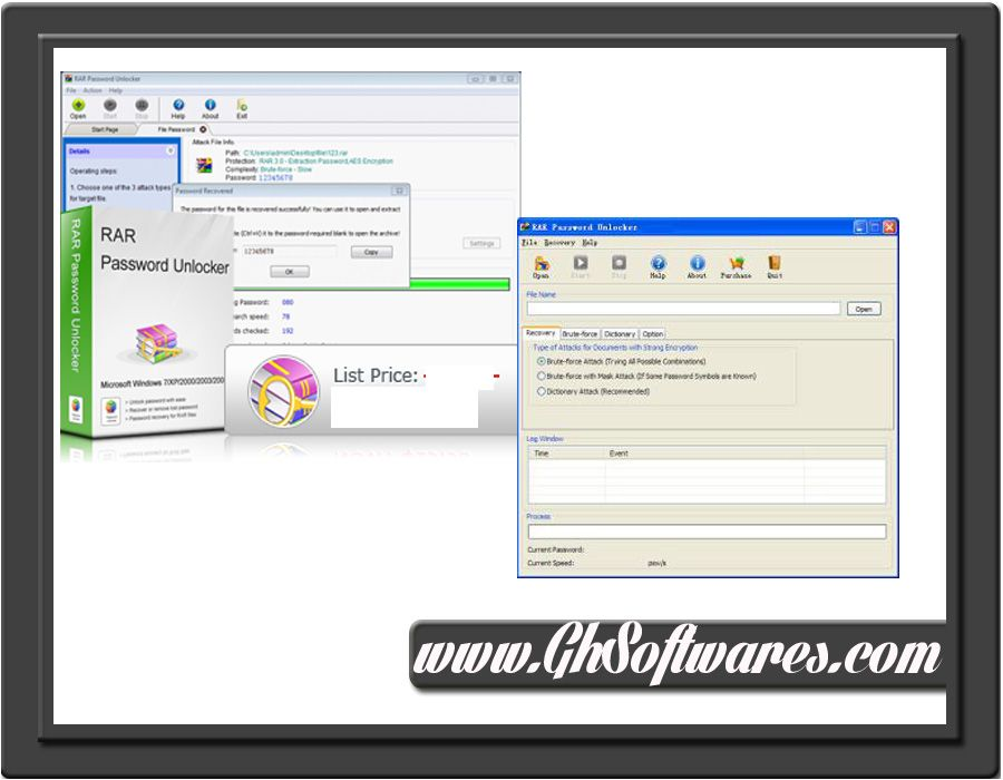 Pin by Ghulam Hussain on ZIP PASSWORD RECOVERY MAGIC 6 1