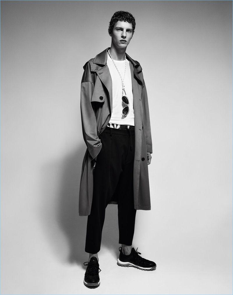Zara Men's 2017 Man Springsummer Fashion Campaigns Campaign 6r6O0ng