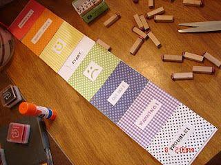 A girl and a glue gun: Kid's Behavior Chart ~ Tutorial