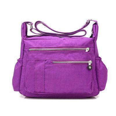 Women's Messenger Bags Ladies Nylon Handbag Travel Casual Original Bag Shoulder Female High Quality Large Capacity Crossbody Bag