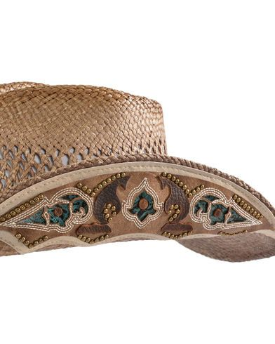 Bullhide From the Heart Straw Cowgirl Hat  7ee3cdf3f2f