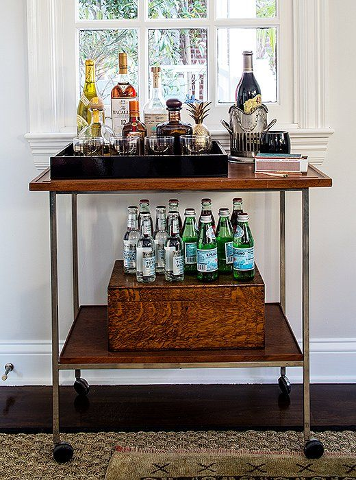 Awesome No Office Bar Is Complete Without Bottles Of Wateru2014an Easy Grab During Any  Meeting