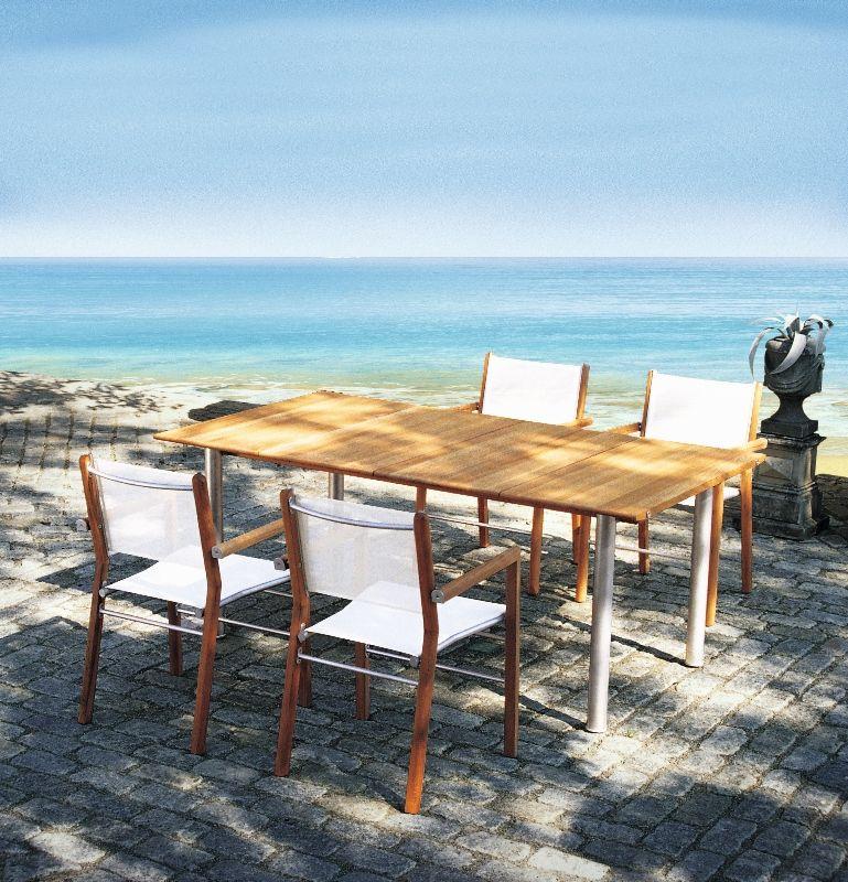 Designer Outdoor Möbel the fischer moebel tennis outdoor furniture collection