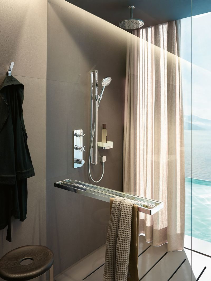 Luxurious shower products from Axor | Home Decor | Pinterest ...