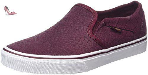 Alta qualit Vans Asher Sneakers Basses Homme vendita