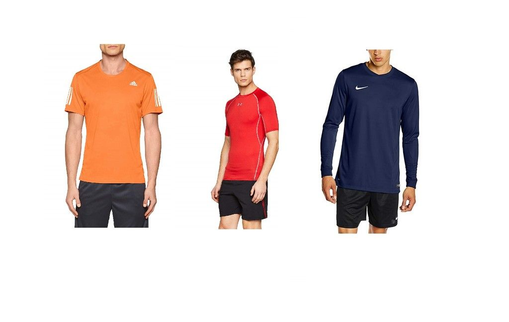 abrelatas carta Supervivencia  Ofertas en camisetas deportivas Adidas Nike y Under Armour de Amazon:  algunas tallas sueltas son chollos | Camisetas deportivas, Camisetas, Under  armour