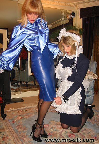 Silk mrs Enforced Feminization