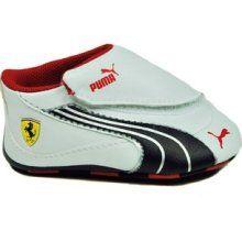 infant boy puma shoes
