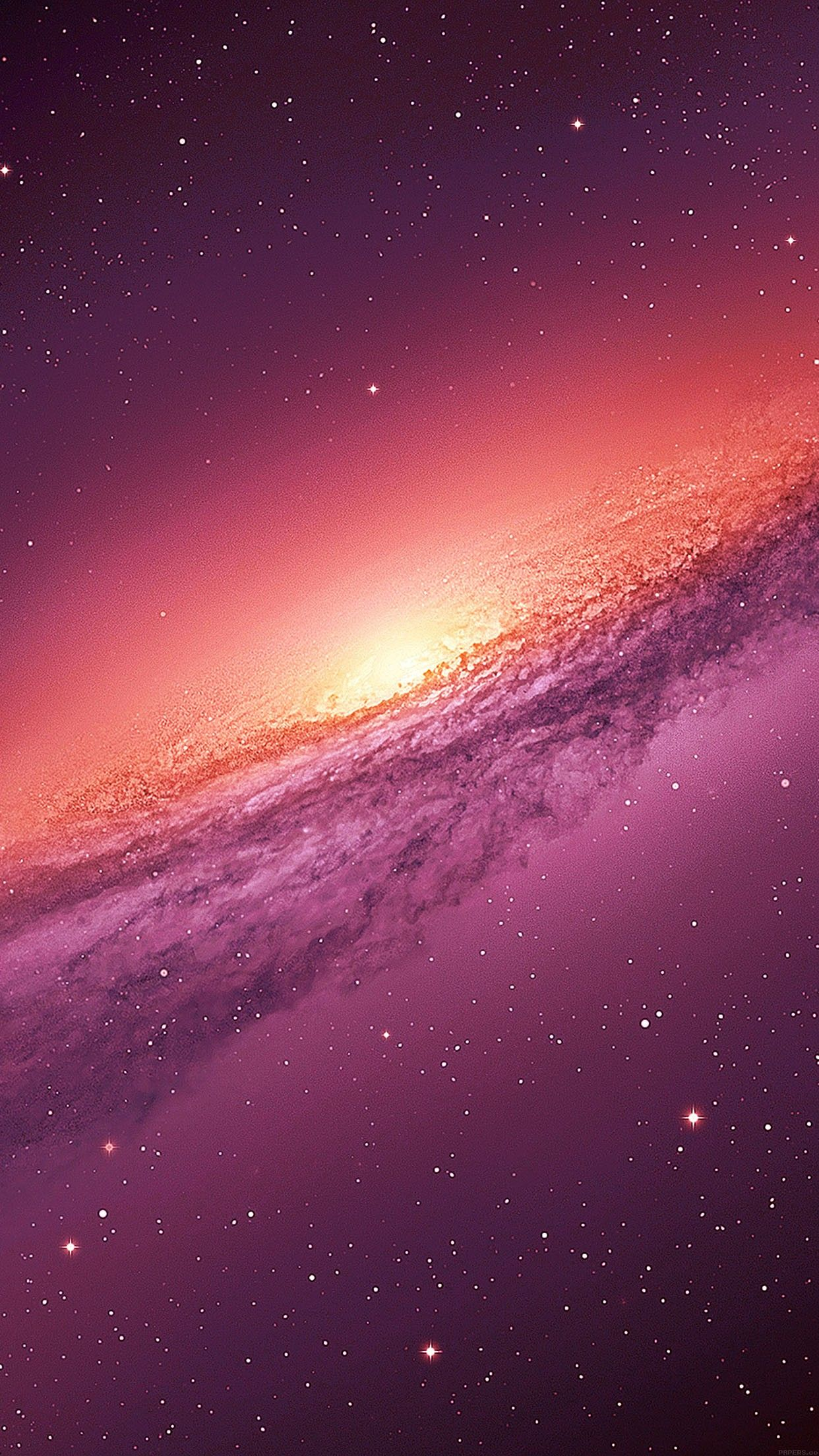 Purple galaxy space nature iphone 6 plus wallpapers - Purple space wallpaper ...