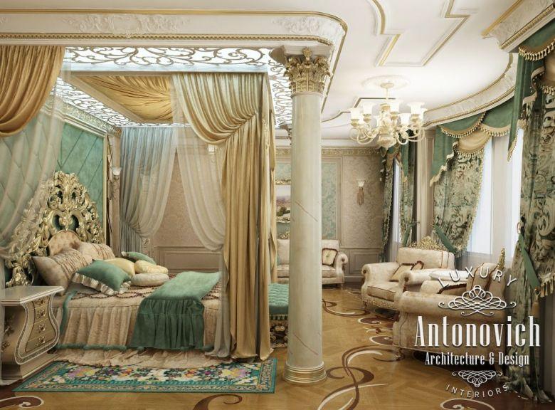 Master Bedroom In Dubai Luxurious Bedroom Photo 1 Interior Design Dubai Elegant Interior Design Interior Design Career