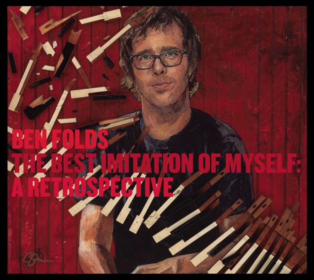 Ben Folds Quot Ben Folds The Best Imitation Of Myself A