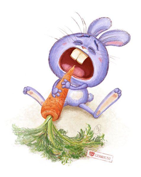 Просмотреть иллюстрацию почему он сиреневый?))rabbit character.. из сообщества русскоязычных художников автора Helen Gershuni в стилях: 2D, Книжная графика, Персонажи, нарисованная техниками: Компьютерная графика.