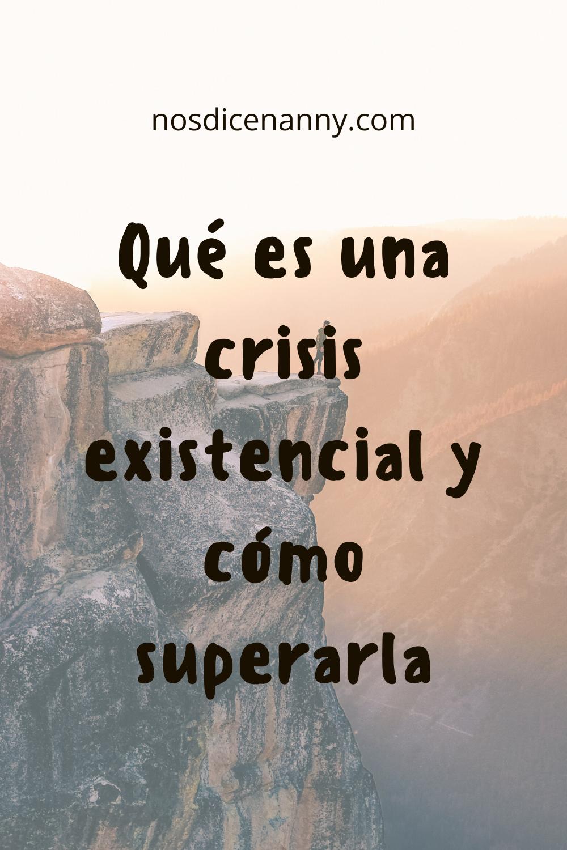 Que Es Una Crisis Existencial Y Como Superarla En 2020 Crisis Existencial Salud Fisica Y Mental Bienestar