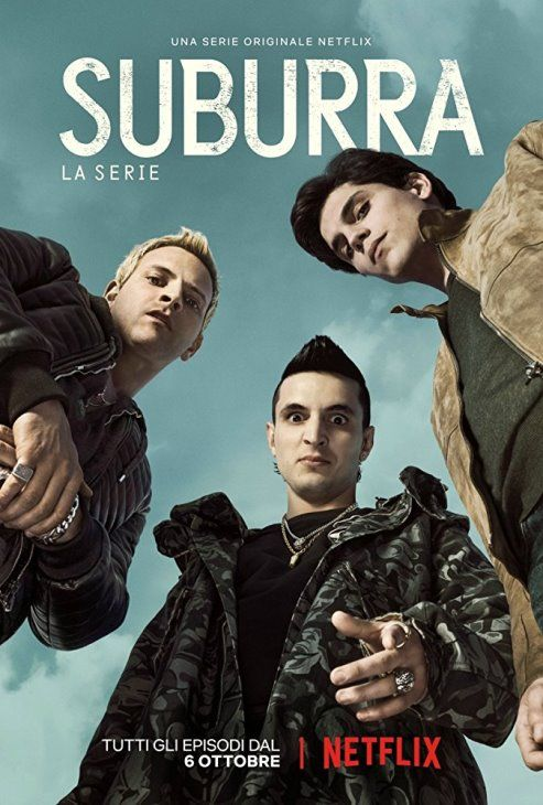 Suburra: la serie | Films B | Pinterest | Films and TVs