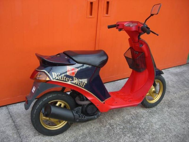 suzuki hi walter wolf scooter pinterest 50cc moped. Black Bedroom Furniture Sets. Home Design Ideas
