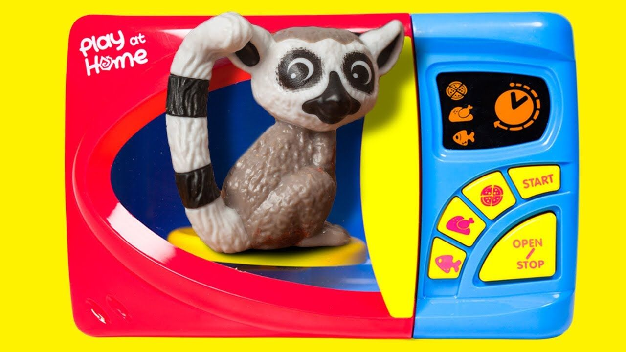 86739741cc46 Play Doh with Kinder surprises Learn Colors for Kids with Microwave -  YouTube