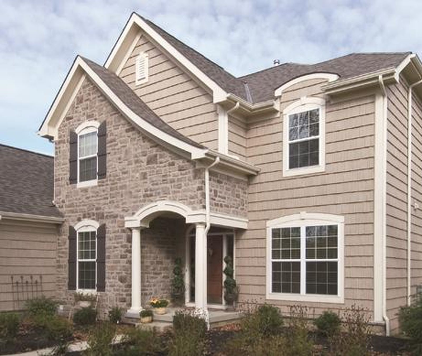 Vinyl Siding 7 Quot Staggered Shake Like Real Cedar 31 Colors