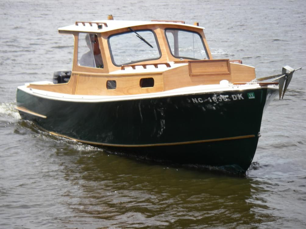 New to forum 20' lobster build - Downeast Boat Forum | Boats | Pinterest | Boating