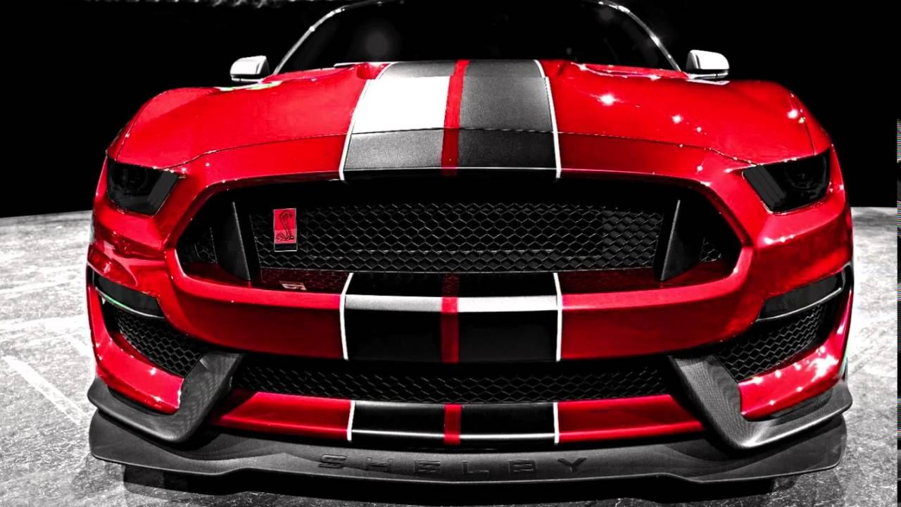 2017 2018 Mustang Shelby Gt500 Exhaust Note Mustang Shelby Shelby Gt500 Ford Classic Cars