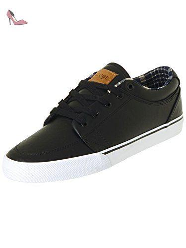 Hommes Dart LYT Sneaker. - Noir - Schwarz (Black/Black)Globe 9s6ui