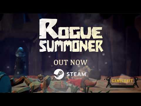 The turnbased tactics roguelike ROGUE SUMMONER from