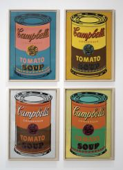Andy Warhol Project | Andy warhol soup cans, Andy warhol ...