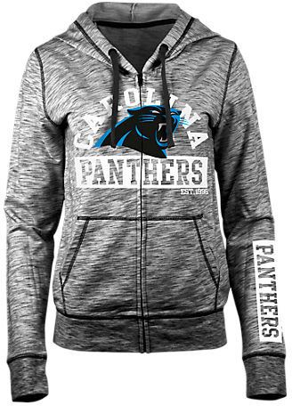 2faabeed New Era Women's Carolina Panthers NFL French Terry Hoodie | Women's ...