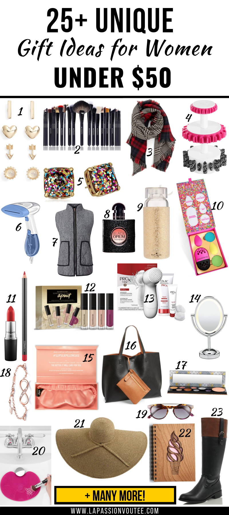 150 Budget Friendly Gift Ideas For Women Best Gifts For Her In