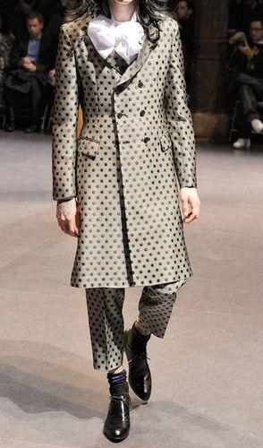 Comme Des Garcons Men Jacket NWT Xlarge Fall2012 $850