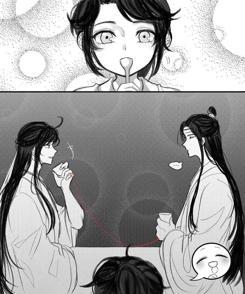 ปักพินโดย 思含 黎 ใน WeiZhan ภาพวาด, คาวาอี, อะนิเมะ