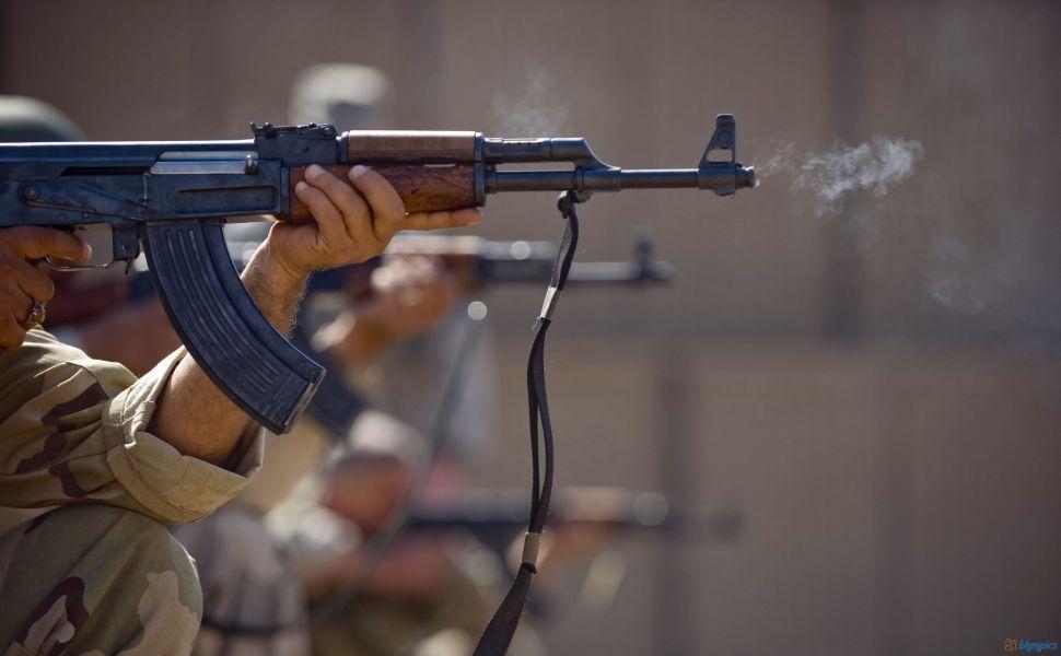 Ak 47 Hd Wallpaper Wallpapers Army Syria Guns