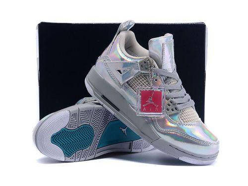 air Jordan 4 Retro 30TH GS F09093 MS Women Shoes | Air jordans ...