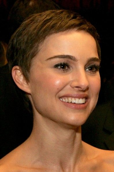 Natalie Portman Pixie | Pinterest | Short hairstyle, Pixies and Shorts