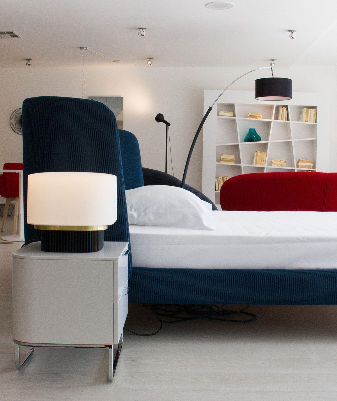 Desdemone Bed Designed By Soda Designers Nasrallah Horner Info Linea Inc Com Bed Design Bed Bedroom Inspirations