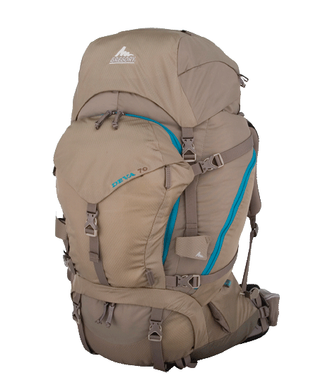 Gregory Deva 70 - 5.75 lbs, carries up to 50 lbs, most comfortable ...