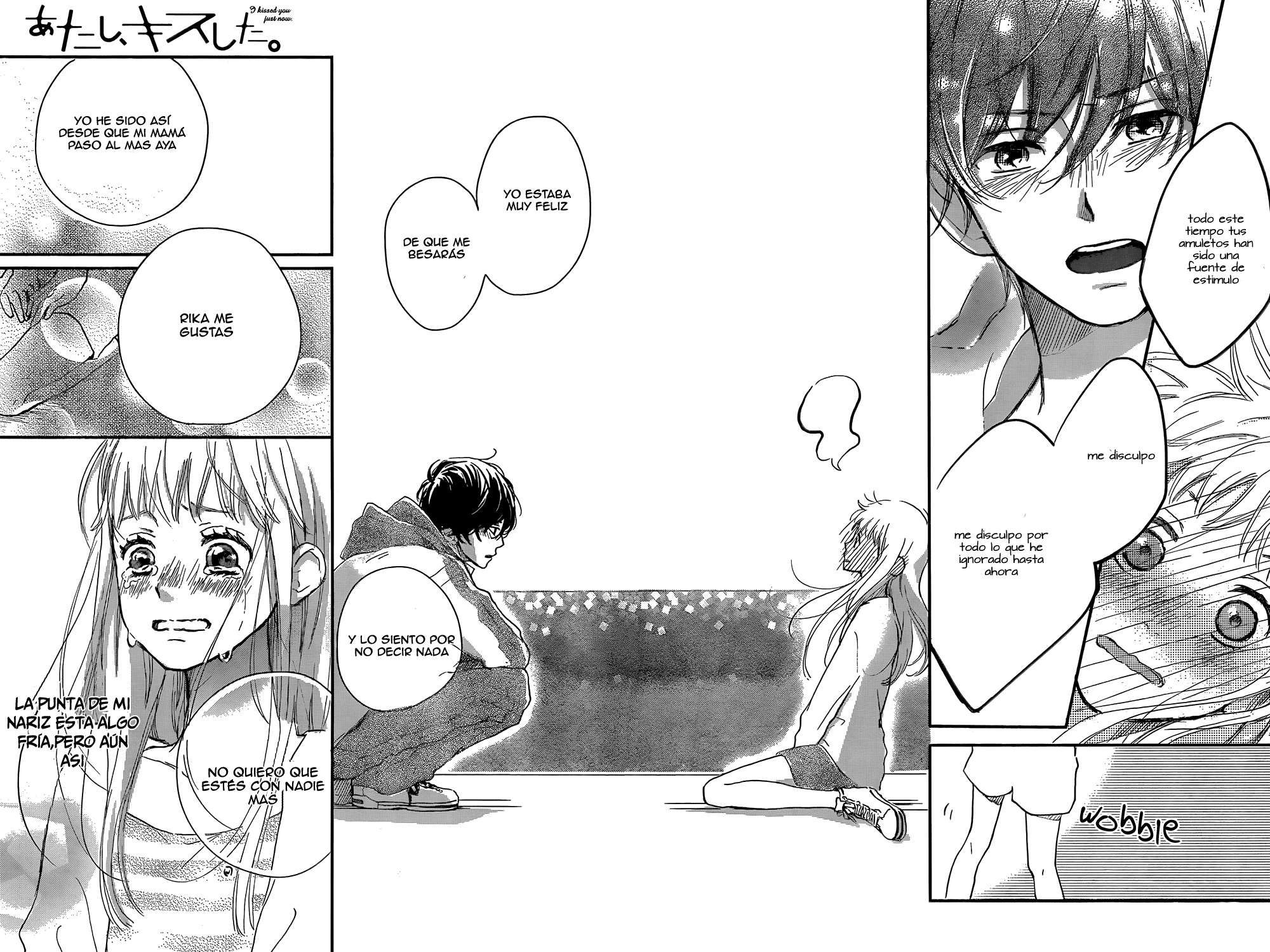 Atashi Kisushita Capitulo 1 Pagina 38 Leer Manga En Espanol