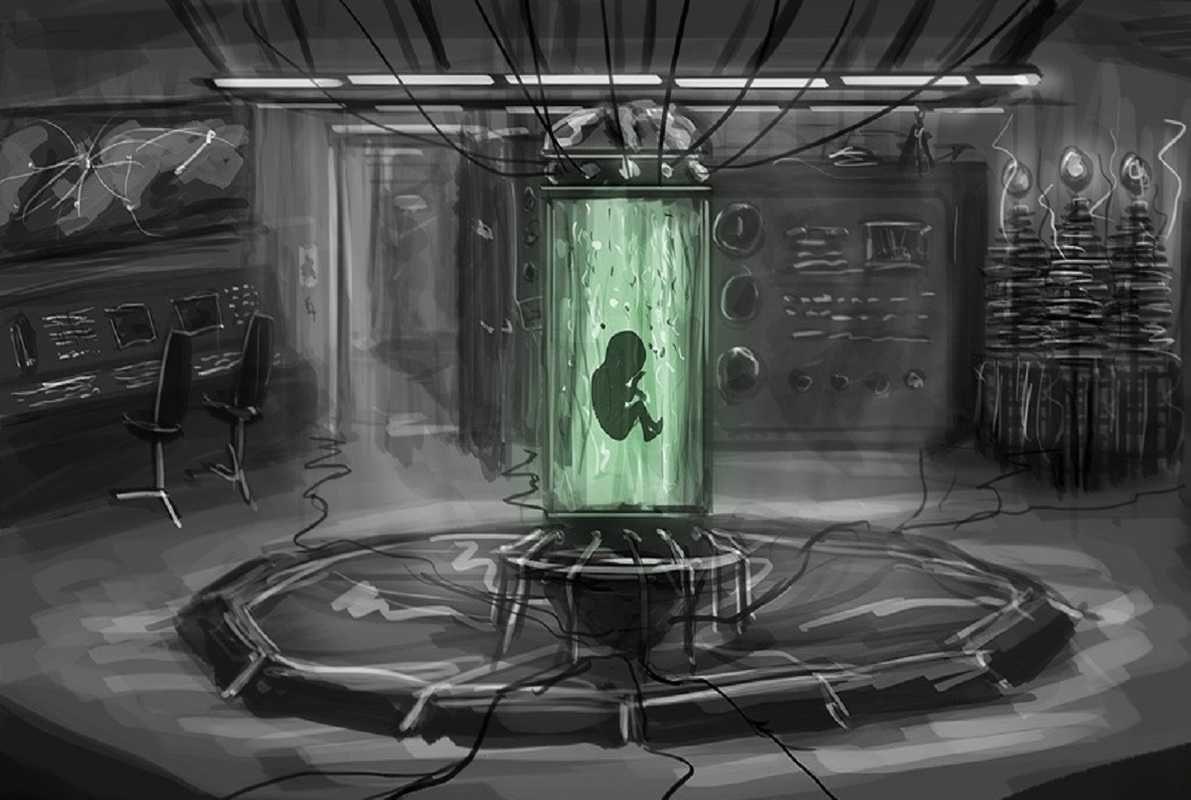 Image result for alien room | Environment concept art, Predator art, Sci fi  art
