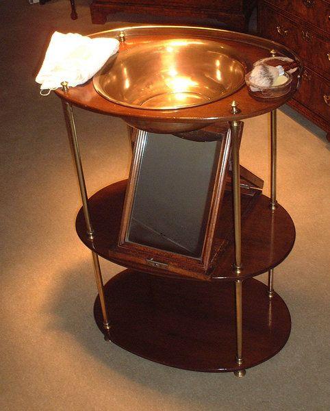 Sense And Simplicity: Campaign Furniture