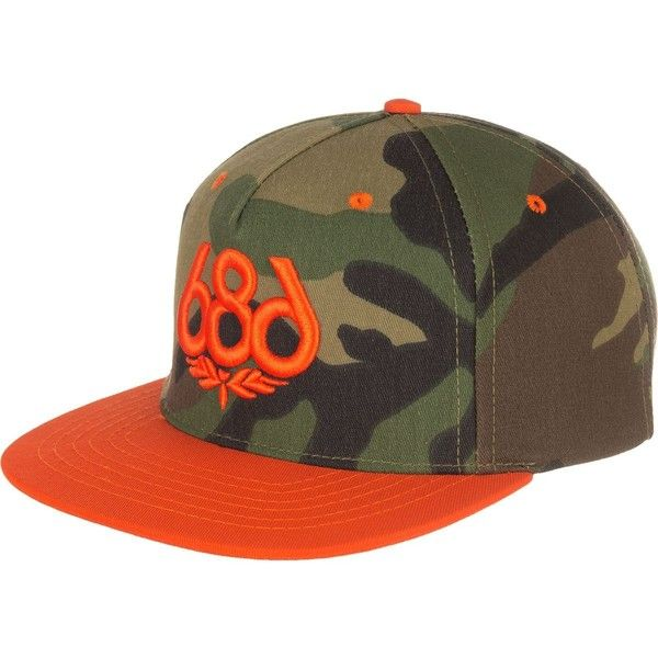 686 OG Snapback Hat ($20) ❤ liked on Polyvore featuring accessories, hats, 686 hats, snap back hats, gold snapback, gold snapback hats and snapback hats