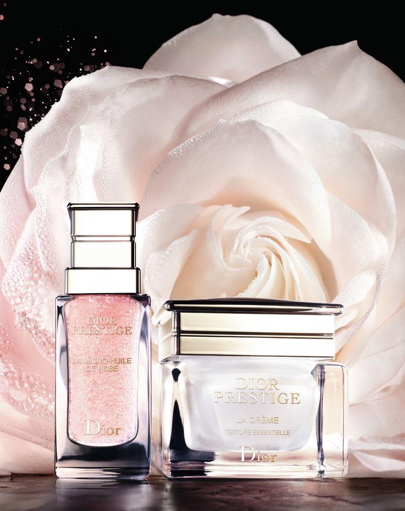 Dior Prestige La Micro Huile De Rose Perfumescosmetics In 2018 Evelyn Parfum Riject Beauty The Perfume