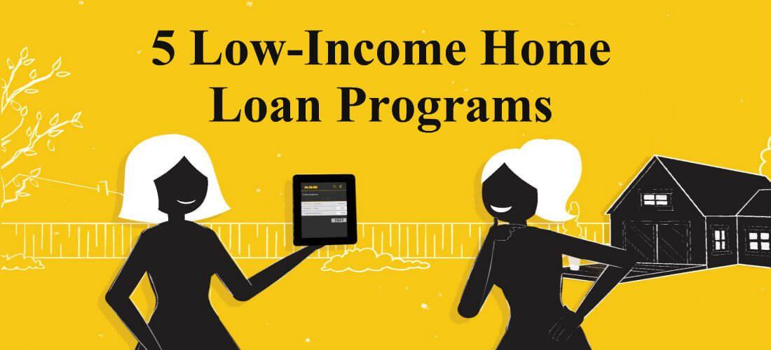 6 Low Income Home Loan Options The Lenders Network Loan Lenders No Credit Loans Lenders