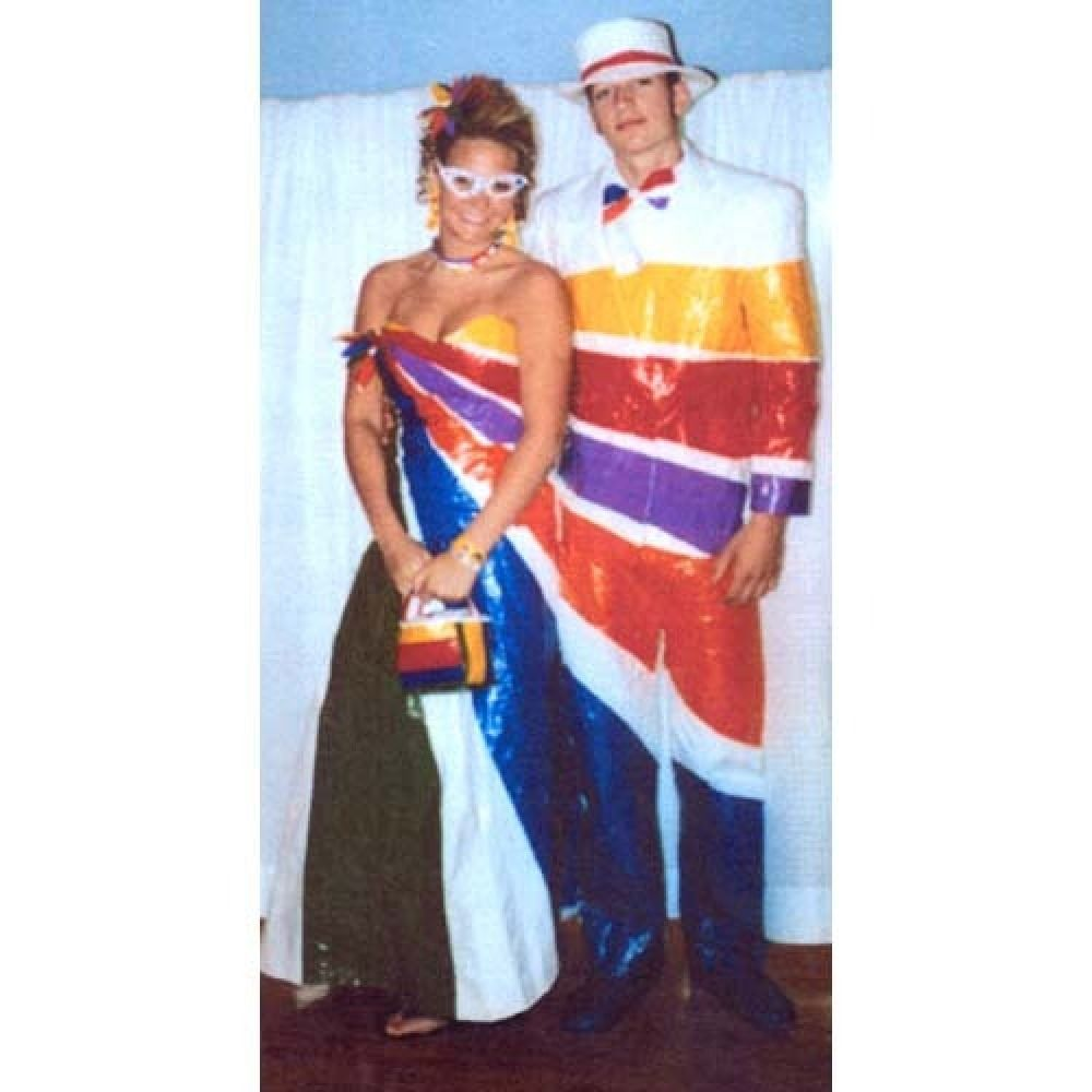 17 Unconventional Awesome Prom Photos Weird Prom Dress Prom Photos Worst Prom Dresses [ 1000 x 1000 Pixel ]