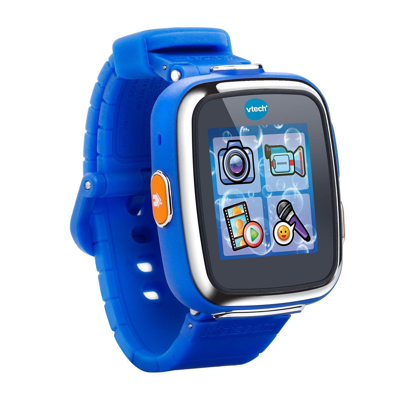 VTech 80 Kidizoom Smartwatch DX Royal Blue 2nd Generation