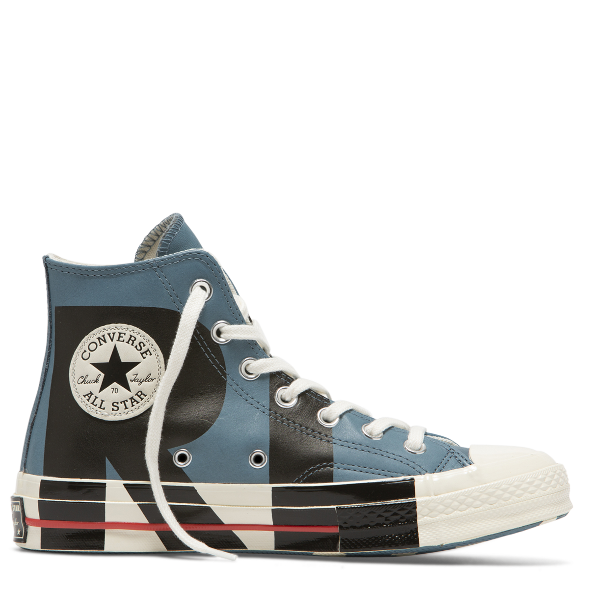 27cc8eb7218 Chuck Taylor All Star 70 Love Graphic High Top Celestial Teal ...