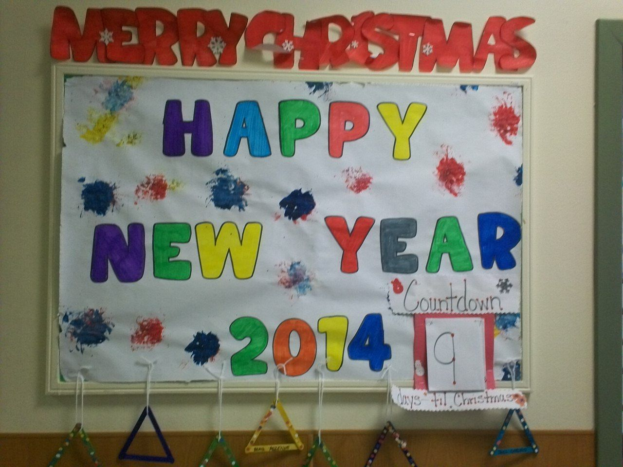 Classroom Ideas For New Years : Happy new year bulletin board classroom ideas pinterest