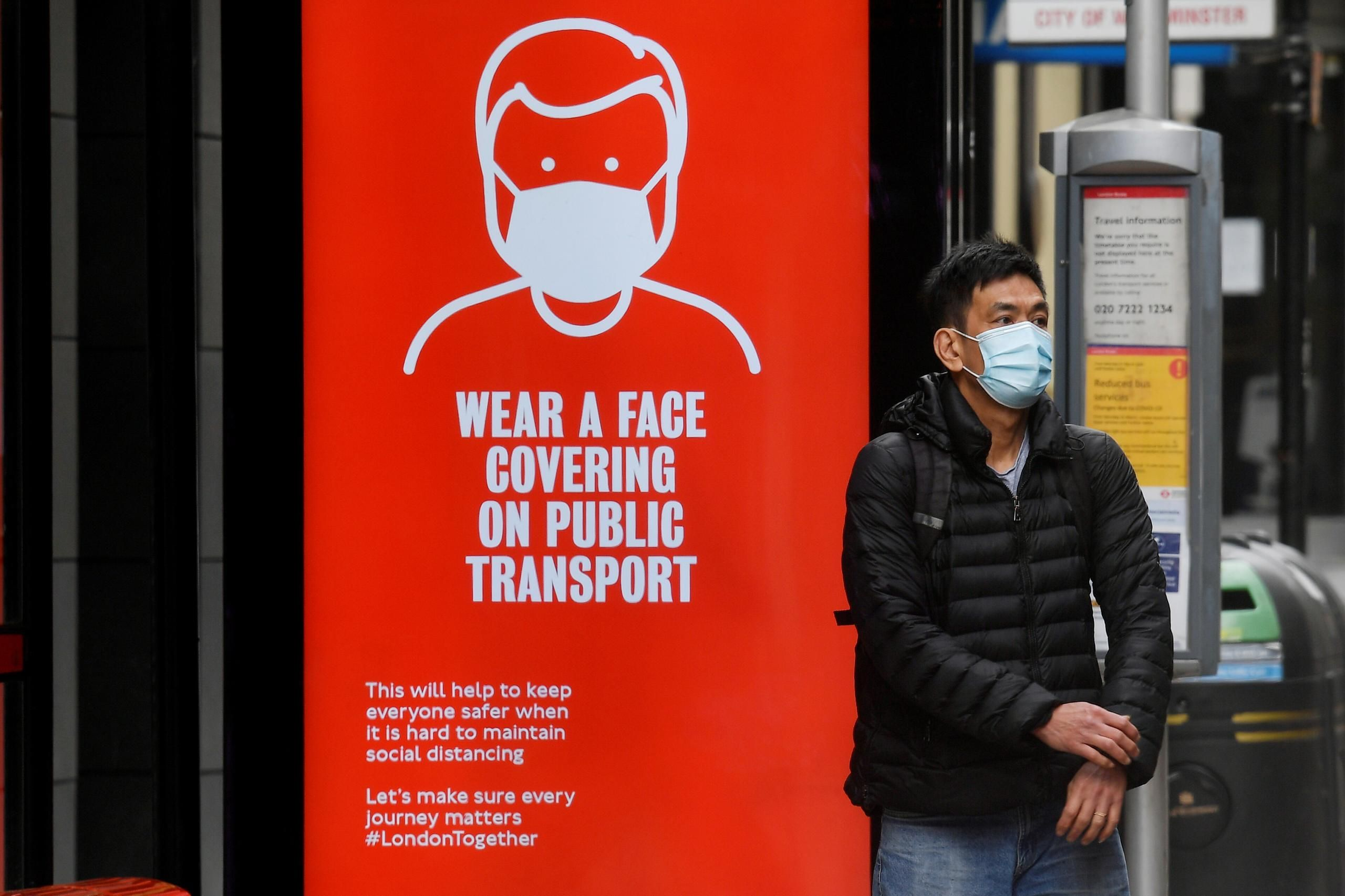 Factbox What the WHO on face masks in 2020