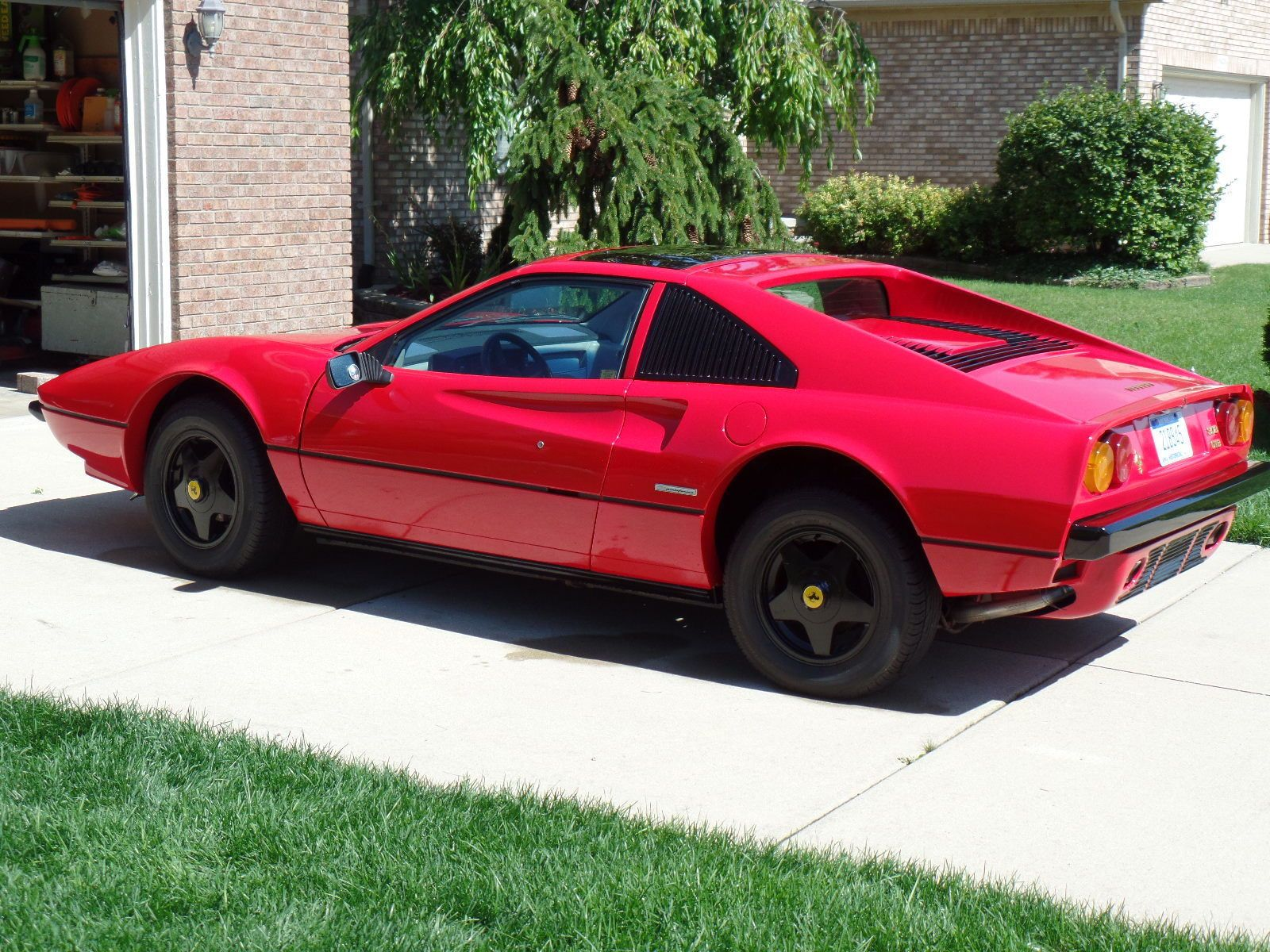 head turner 1985 Ferrari 308 GT Coupe Replica | Replica cars for ...