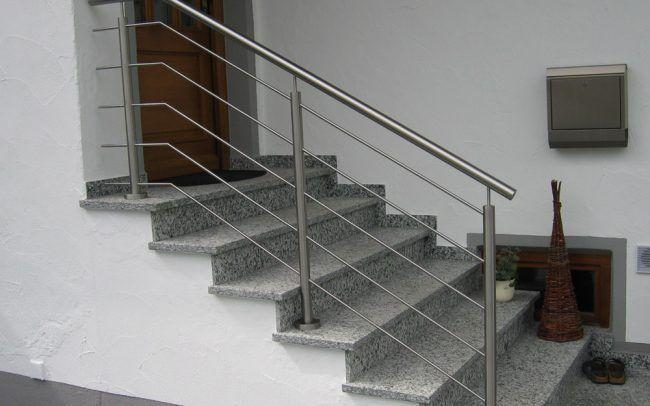 Individuelle Treppengeländer aus Metall - Florian Jakob, Osterhofen - auswahl materialien terrassenuberdachung