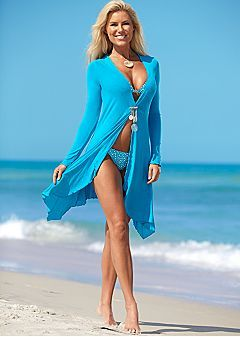 61c9294bec575 Bathing Suit Cover Ups - Beach Cover Ups in Hot Styles by VENUS ...