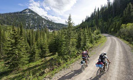 Mountain Biking Mud Sweat And Gears In The Rockies Bike Route